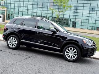 Used 2013 Volkswagen Touareg HIGHLINE|NAVI|REARCAM|PANOROOF for sale in Scarborough, ON