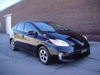 Used 2012 Toyota Prius SPOTLESS PRIUS-LOW LOW KMS,ZERO ACCIDENTS,LOADED for sale in North York, ON