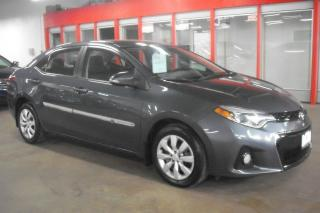 Used 2014 Toyota Corolla S for sale in North York, ON