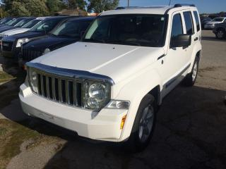 Used 2010 Jeep Liberty Limited Edition for sale in Alliston, ON