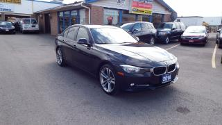 Used 2014 BMW 3 Series 320i xDrive/NO ACCIDENT/AWD/RED INTERIOR/ $24900 for sale in Brampton, ON