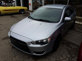 Used 2009 Mitsubishi Lancer DE for sale in Alliston, ON