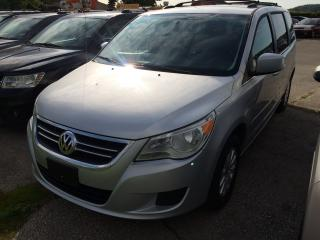 Used 2010 Volkswagen Routan Comfortline for sale in Alliston, ON