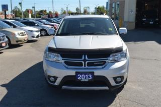 Used 2013 Dodge Journey R/T - AWD, Sunroof, Back Up Cam, Heated Seats for sale in London, ON