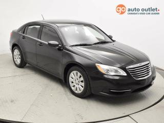 Used 2012 Chrysler 200 LX for sale in Edmonton, AB