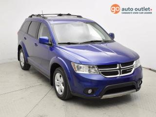 Used 2012 Dodge Journey SXT & Crew for sale in Edmonton, AB
