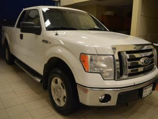Used 2011 Ford F-150 STX 4x4 Super Cab 6.5 ft. box 145 in. WB for sale in Edmonton, AB