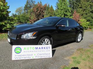 Used 2011 Nissan Maxima SV, LTR, MOON, INSP, WARR for sale in Surrey, BC