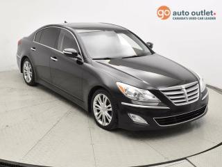 Used 2013 Hyundai Genesis 3.8 for sale in Edmonton, AB
