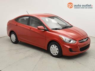 Used 2014 Hyundai Accent GLS for sale in Edmonton, AB