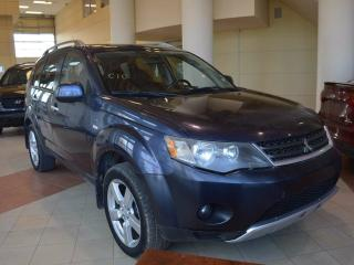 Used 2008 Mitsubishi Outlander XLS for sale in Edmonton, AB