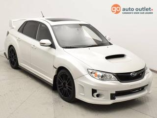 Used 2012 Subaru WRX STI Sport-tech 4dr All-wheel Drive Sedan for sale in Edmonton, AB