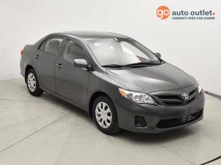 Used 2013 Toyota Corolla SD for sale in Edmonton, AB