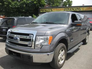 Used 2013 Ford F-150 XLT Super Cab AC Rearview Cam Service Cap for sale in Ottawa, ON
