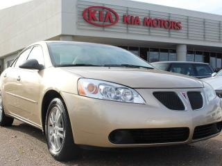 Used 2006 Pontiac G6 $64 B/W PAYMENTS!!! FULLY INSPECTED!!!! for sale in Edmonton, AB