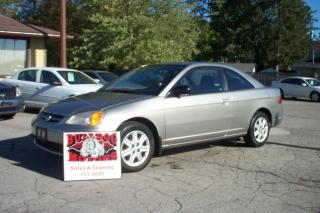 Used 2003 Honda Civic LX for sale in Glencoe, ON