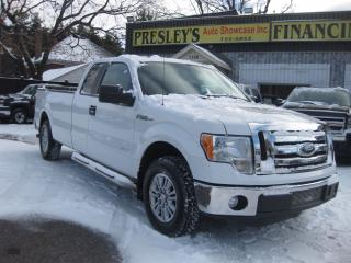 Used 2012 Ford F-150 XLT Supercab AC Long Box PW PL PM Cruise for sale in Ottawa, ON