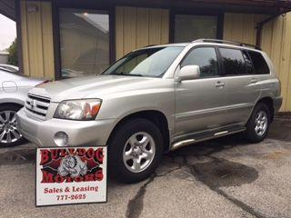 Used 2005 Toyota Highlander for sale in Glencoe, ON