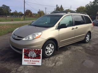 Used 2007 Toyota Sienna CE for sale in Glencoe, ON