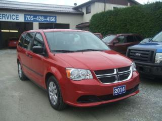 Used 2014 Dodge Grand Caravan for sale in Beaverton, ON