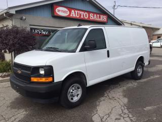 Used 2017 Chevrolet Express 2500 1WT for sale in London, ON