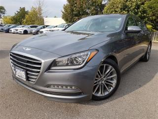 Used 2015 Hyundai Genesis 3.8 Technology-Local trade-Prisitine for sale in Mississauga, ON