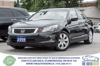 Used 2009 Honda Accord EX-L Sunroof Leather 4DR Auto for sale in Caledon, ON