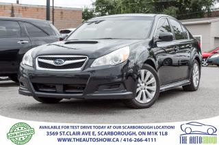 Used 2010 Subaru Legacy 3.6 R Limited AWD Sunroof Leather for sale in Caledon, ON