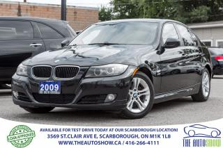 Used 2009 BMW 3 Series 328i xDrive AWD 6-Speed Sunroof Leather for sale in Caledon, ON