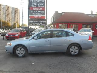 Used 2006 Chevrolet Impala MINT LOW KM for sale in Scarborough, ON