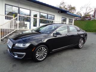 Used 2017 Lincoln MKZ Select Plus for sale in Halifax, NS