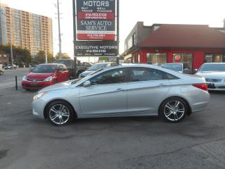 Used 2013 Hyundai Sonata LIMITED for sale in Scarborough, ON