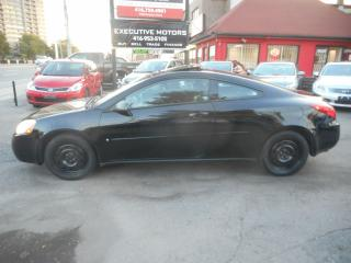 Used 2006 Pontiac G6 GT for sale in Scarborough, ON