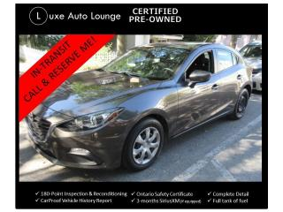Used 2015 Mazda MAZDA3 GX-AUTO, BLUETOOTH, A/C, POWER GROUP, KEYLESS! for sale in Orleans, ON