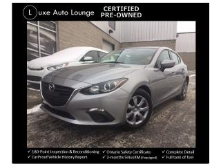 Used 2015 Mazda MAZDA3 GX HATCHBACK-AUTO-A/C-BLUETOOTH-POWER GROUP! for sale in Orleans, ON