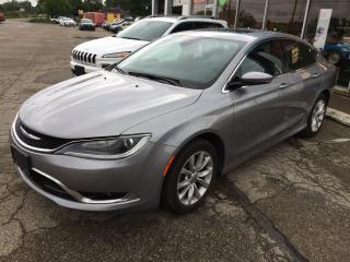 Used 2015 Chrysler 200 C for sale in Alliston, ON