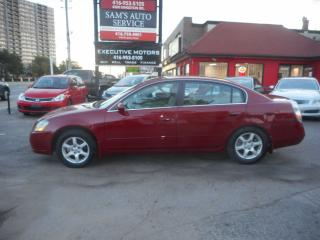 Used 2006 Nissan Altima SL LOW KM for sale in Scarborough, ON
