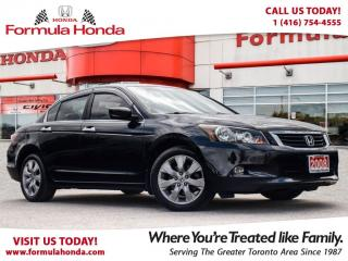 Used 2008 Honda Accord EX-L | HEATED SEATS | REAR-VIEW CAMERA for sale in Scarborough, ON
