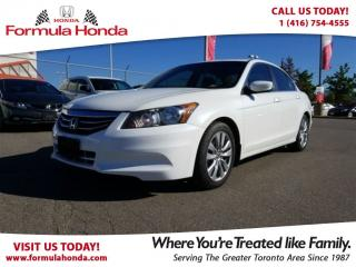 Used 2012 Honda Accord EX-L | NAVIGATION | HEATED SEATS for sale in Scarborough, ON