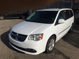Used 2016 Dodge Grand Caravan Crew Plus for sale in Alliston, ON