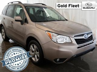 Used 2016 Subaru Forester 2.5i Convenience Package for sale in North Bay, ON