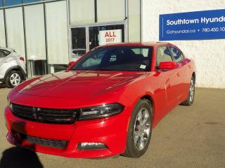 Used 2016 Dodge Charger SXT 4dr All-wheel Drive Sedan for sale in Edmonton, AB