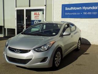Used 2013 Hyundai Elantra GL for sale in Edmonton, AB
