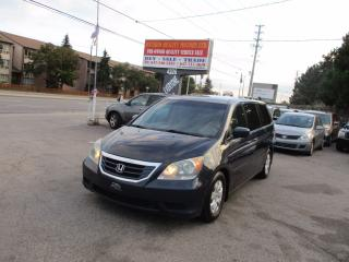 Used 2009 Honda Odyssey EX,POWER SLIDING DOORS for sale in Scarborough, ON