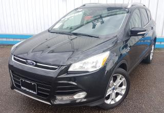 Used 2014 Ford Escape TITANIUM 4WD *NAVIGATION* for sale in Kitchener, ON