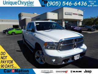 Used 2017 Dodge Ram 1500 SLT|CREW CAB|20 RIMS|AIR SUSPENSION|HURRY IN!!! for sale in Burlington, ON