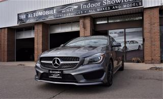 Used 2014 Mercedes-Benz CLA250 4MATIC AWD FULLY LOADED LOW KMS NO ACCIDENT for sale in Mississauga, ON