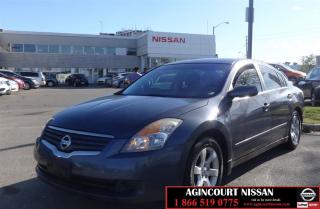 Used 2008 Nissan Altima 2.5 SL |AS-IS SUPER SAVER| for sale in Scarborough, ON
