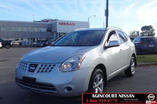 Used 2008 Nissan Rogue SL |No Accidents|Well Maintained| for sale in Scarborough, ON
