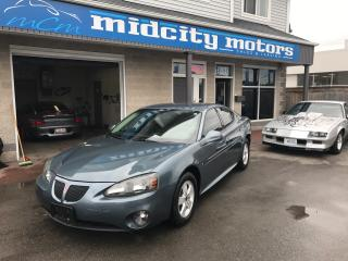 Used 2006 Pontiac Grand Prix for sale in Niagara Falls, ON